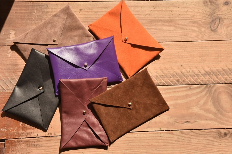 Carteras de piel artesania en Tenerife